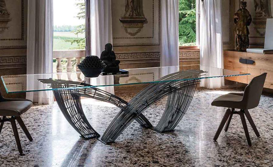 Tavoli e Sedie a Brescia, Valsabbia e Lago di Garda. Mobili Zanni a Vobarno