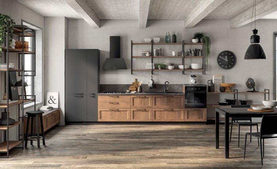 Cucine Classiche a Brescia, Valsabbia e Lago di Garda. Mobili Zanni Vobarno