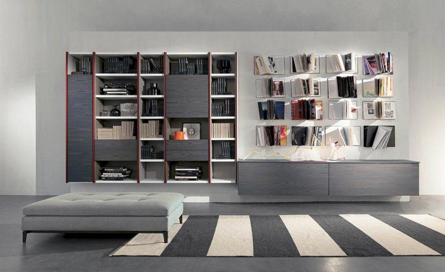 Librerie a Brescia, Valsabbia e Lago di Garda. Mobili Zanni a Vobarno
