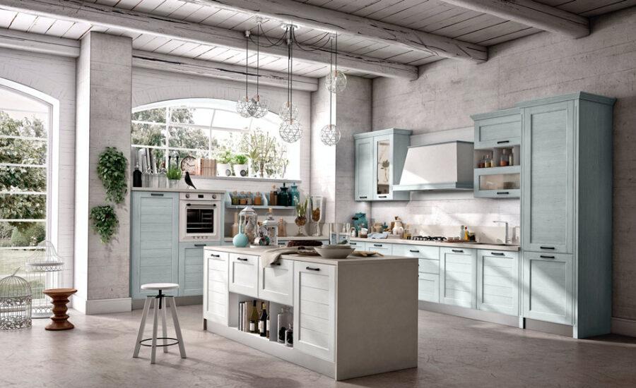 Cucine classiche a Brescia, Valsabbia e Lago di Garda. Mobili Zanni a Vobarno