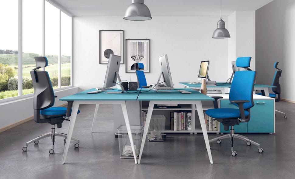 Sedie e Poltrone per Ufficio | Mobili Zanni | Arredamenti ...