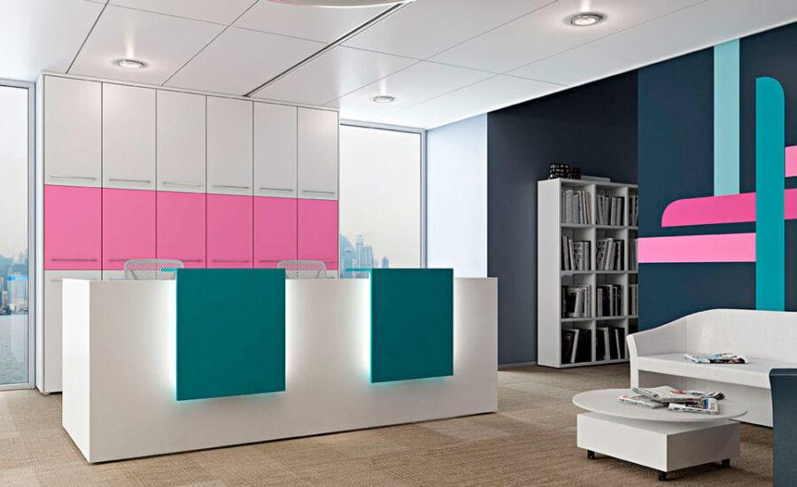 Reception, arredamento per ufficio a Brescia, Valsabbia e Lago di Garda. Mobili Zanni a Vobarno