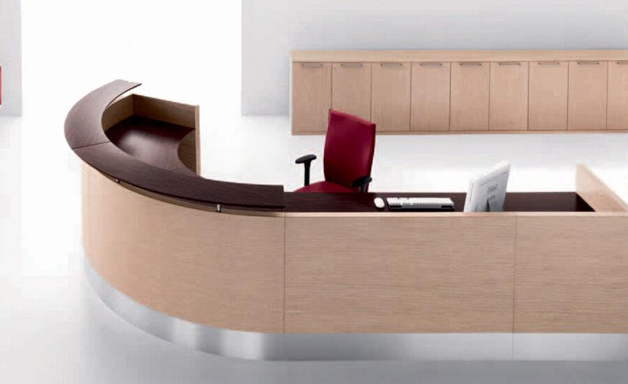 Reception , Arredamento per Ufficio Brescia , Mobili Zanni Vobarno